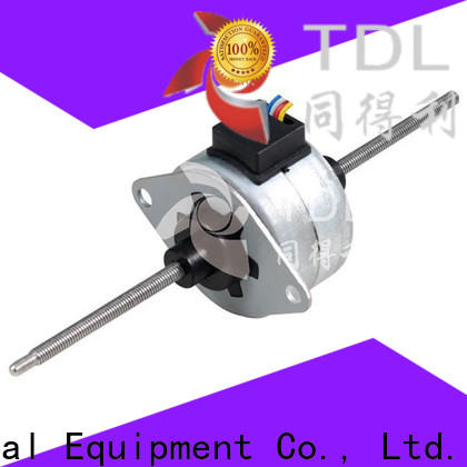 sturdy lineaire motor factory for financial equipment