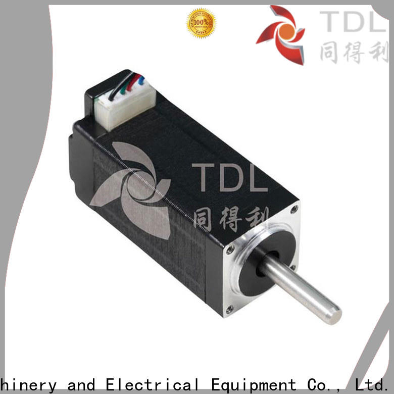 sturdy 2 step motor supplier for robots