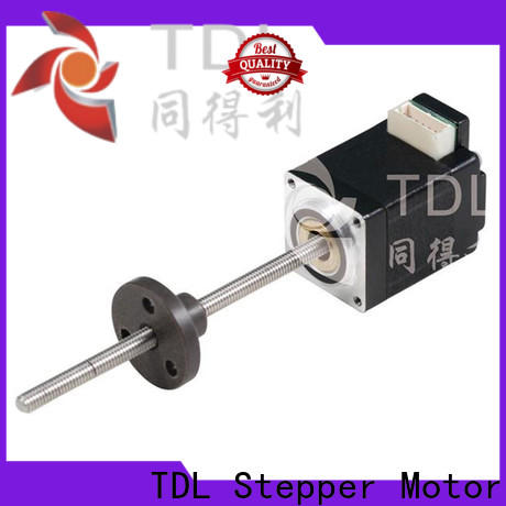 TDL motor for linear actuator inquire now for three dimensional printer