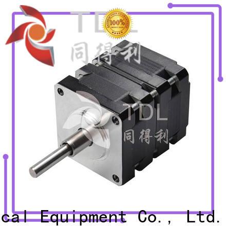 TDL servo stepper motor supplier for three dimensional printer
