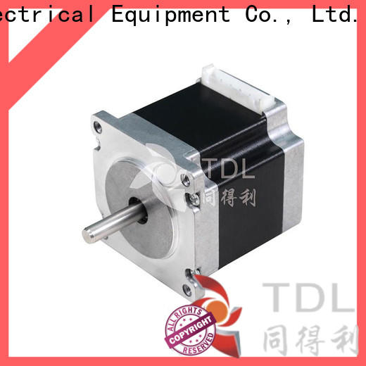TDL 3 phase stepper motor directly sale for stage lighting