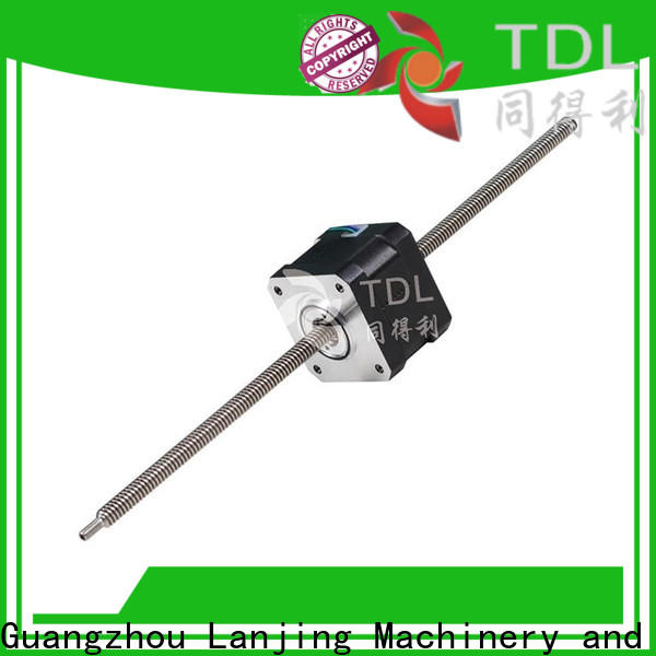 stable servo motor linear actuator supplier for three dimensional printer