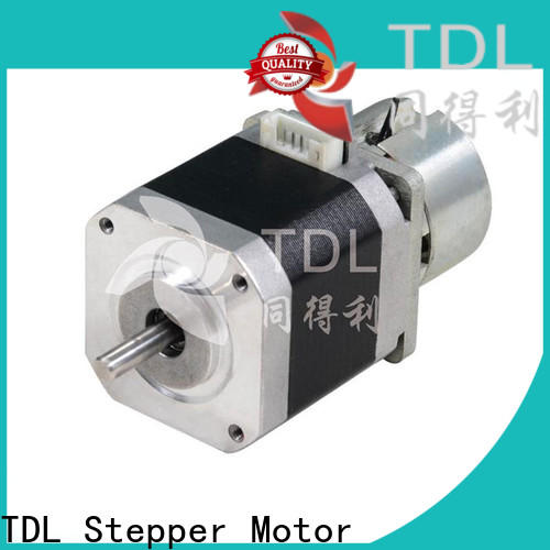 TDL good selling full step motor manufacturer for three dimensional printer