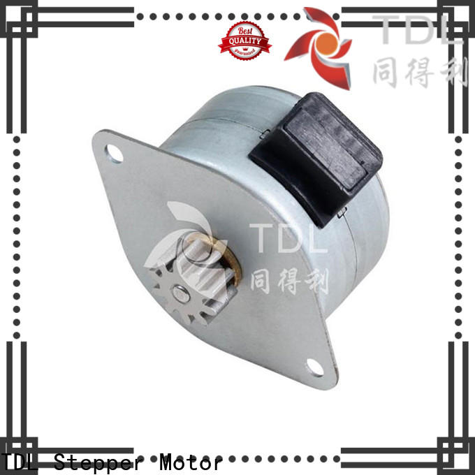 TDL high power electric motor series for stage lighting