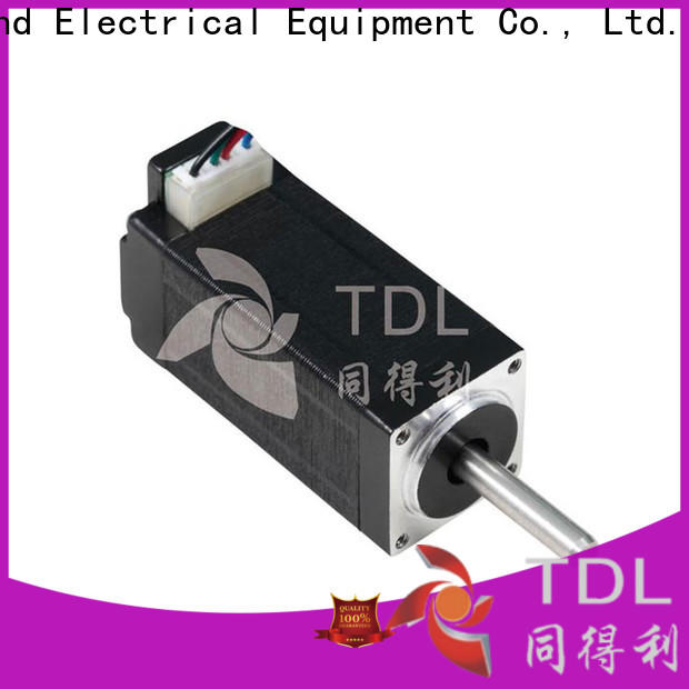 TDL two phase stepper motor company for medical equipment