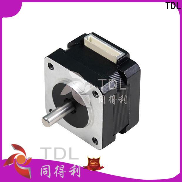 TDL stepper servo hybrid supplier for stage lighting