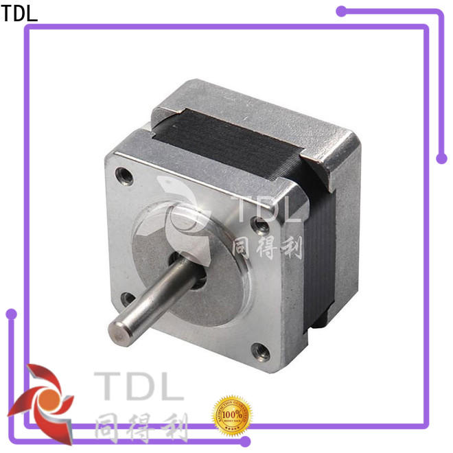 TDL step motor servo motor with good price for security equipment