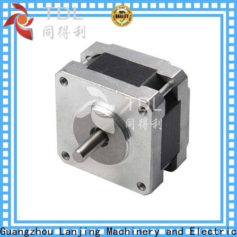 TDL reliable electric step motor supply for security equipment