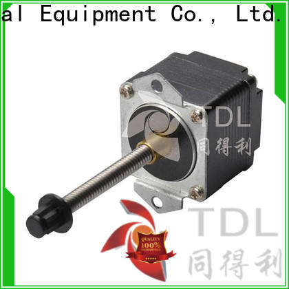 TDL durable motor for linear actuator wholesale for security equipment