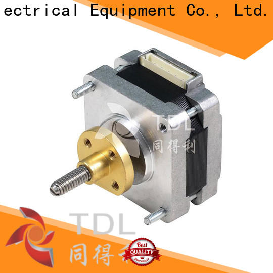TDL cost-effective non captive linear stepper motor series for robots