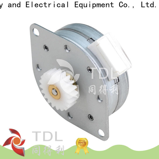 TDL electric rotating motor suppliers for business