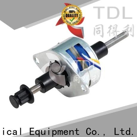TDL linear electric motor with good price for security equipment