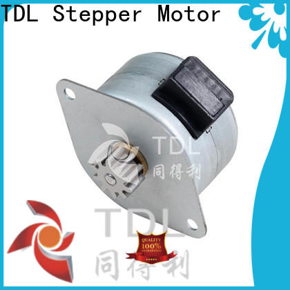 TDL electric rotating motor supply for three dimensional printer