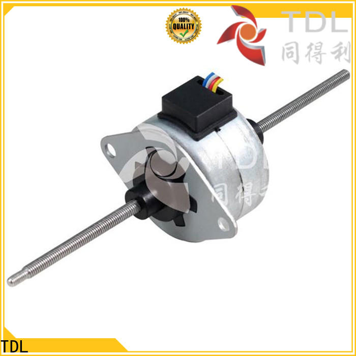 TDL permanent magnet motor suppliers for stage lighting