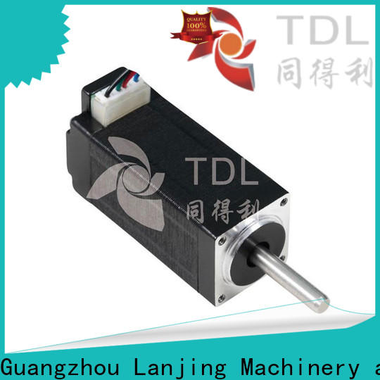 TDL practical 1.8 step motor suppliers for robots