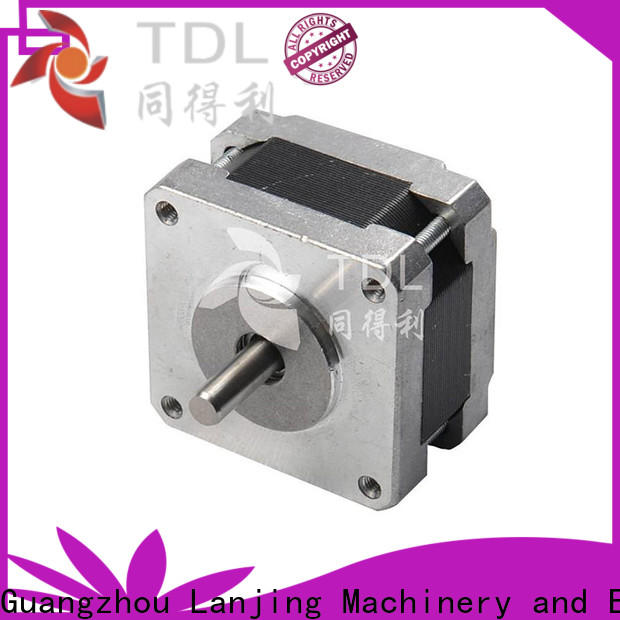 TDL precision stepper motor directly sale for robots