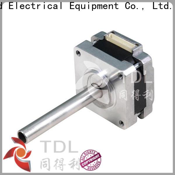 TDL current stepper motor efficiency series for business
