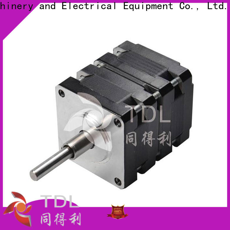 TDL low cost stepper motor from China for stage lighting