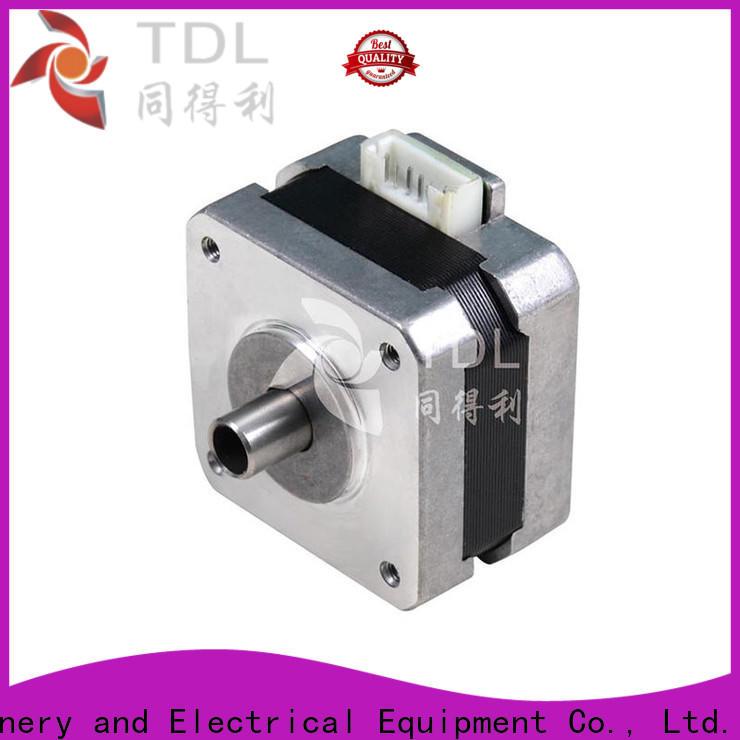 TDL durable 3 phase stepper motor wholesale for business