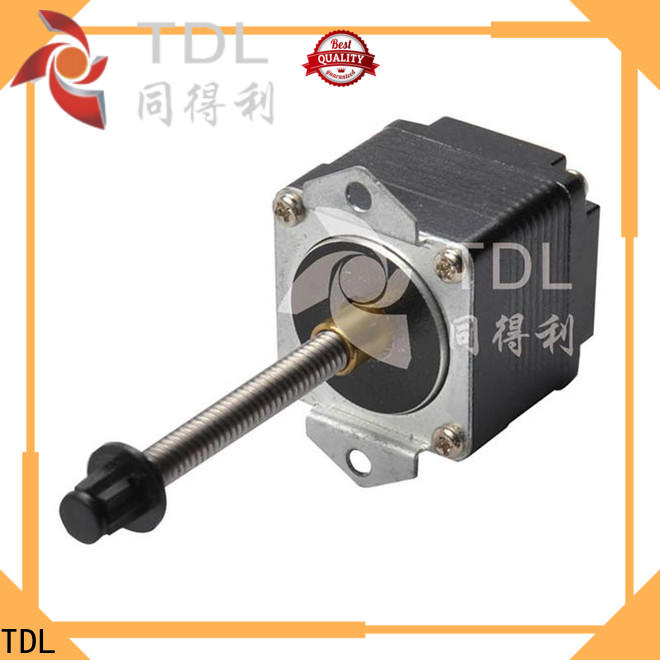 TDL non captive linear stepper motor wholesale for financial equipment