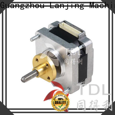 brushless captive linear stepper motor factory for robots