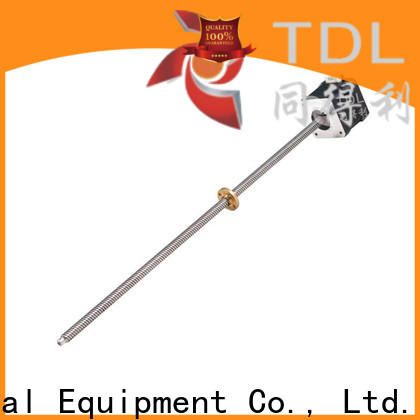 TDL stable linear drive motor with good price for security equipment