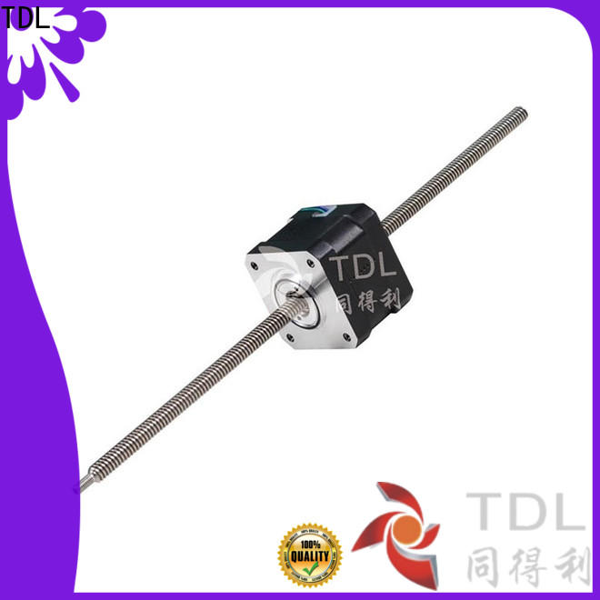 sturdy linear drive motor suppliers for security equipment