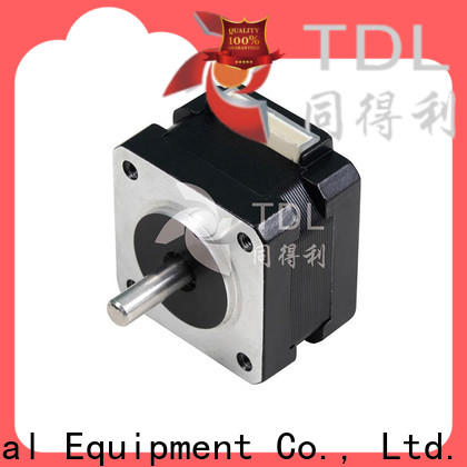 TDL hybrid synchronous stepper supplier for security equipment