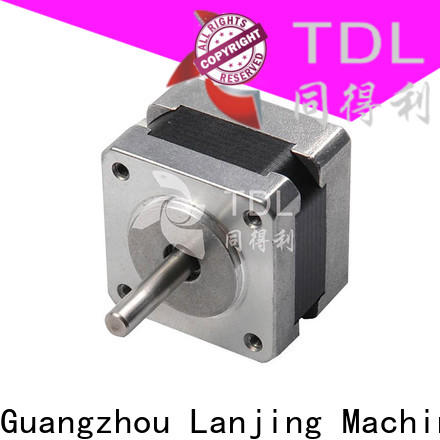TDL best stepper motor company for medical equipment