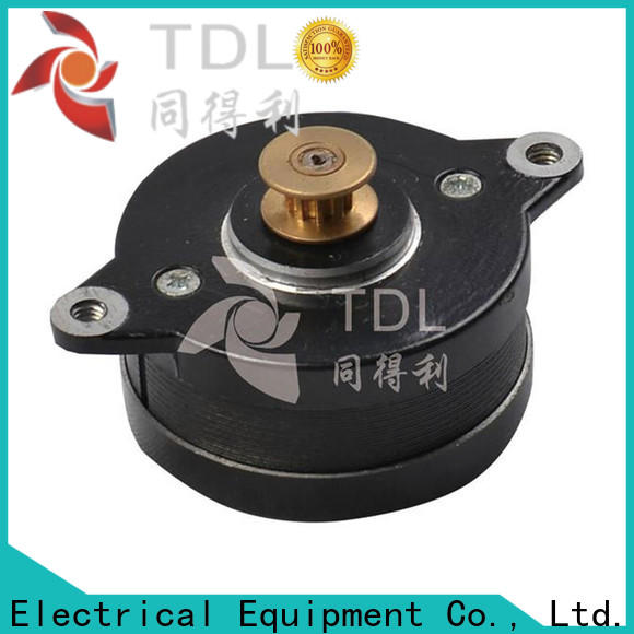 TDL servo motor and stepper motor best supplier for medical equipment