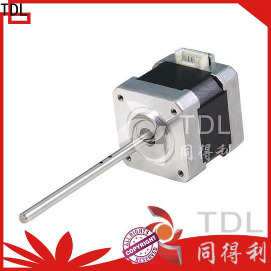 TDL servo motor and stepper motor directly sale for stage lighting