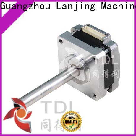 brushless stepper motor model from China for stage lighting