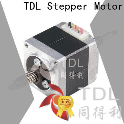 TDL linear actuator motor supply for robots