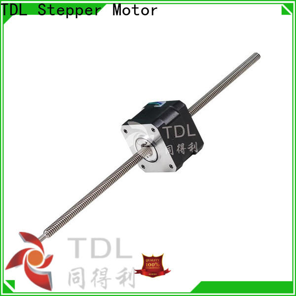 TDL linear actuator motor factory direct supply for three dimensional printer