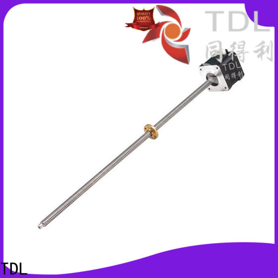 TDL linear actuator motor directly sale for medical equipment