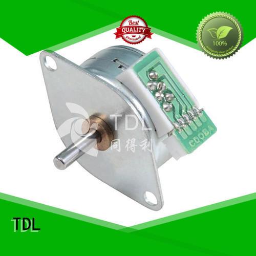 deceleration stepper motor tdl stepper Warranty TDL