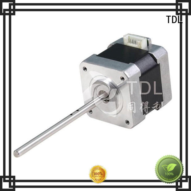 step motor servo motor for security equipment TDL