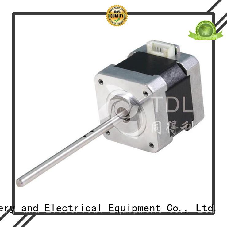 TDL brushless 3 phase stepper motor from China for medical equipment