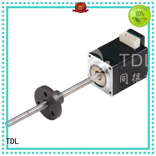 TDL 20 HB Brushless Linear Motor—1.8°