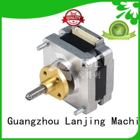 TDL cost-effective servo motor linear actuator manufacturer for security equipment