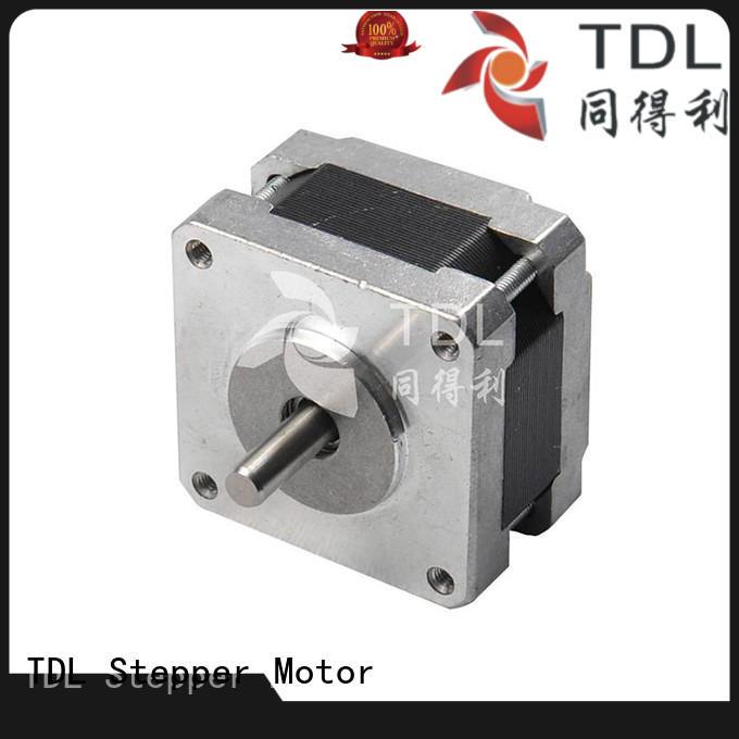 TDL hb servo stepper motor best supplier for security equipment