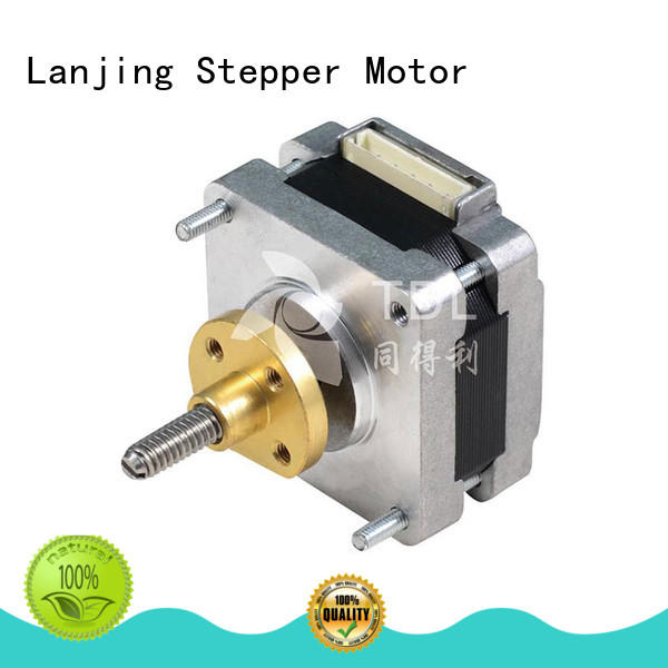 brushless servo motor linear actuator supplier for security equipment