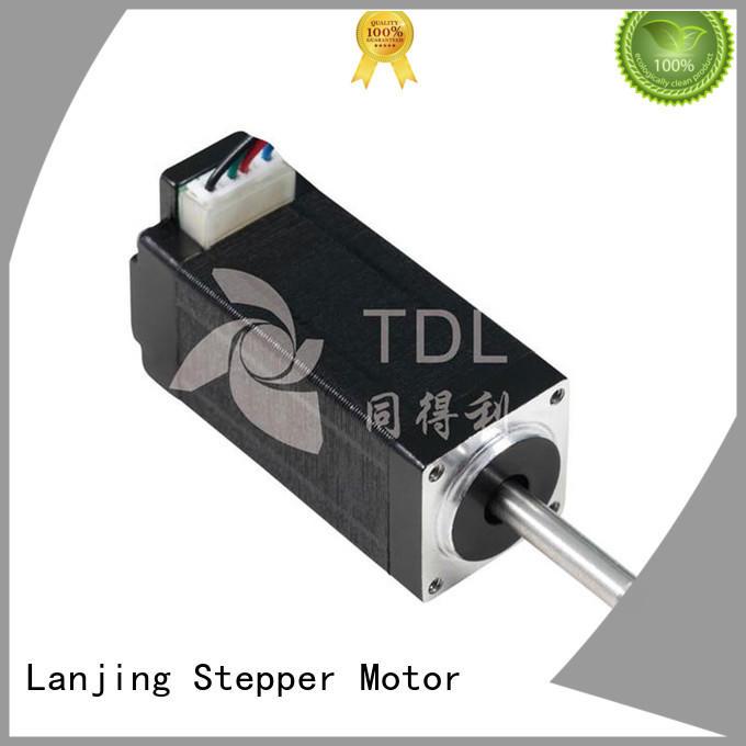 TDL deceleration stepper motor efficiency for three dimensional printer