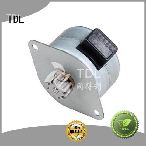 TDL superior quality low torque stepper motor supplier for robots
