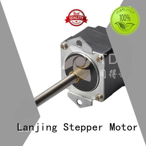 TDL superior quality low cost linear stepper motor supplier for security equipment