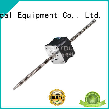 TDL stepper motor linear motion wholesale for financial equipment