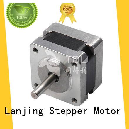 stepper motor model for three dimensional printer TDL