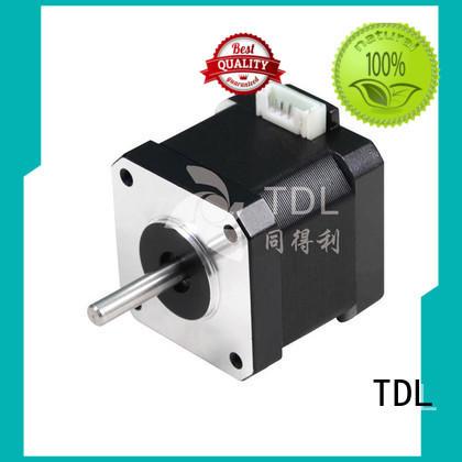 TDL 42 HB  Deceleration servo Stepping Motor—0.9°
