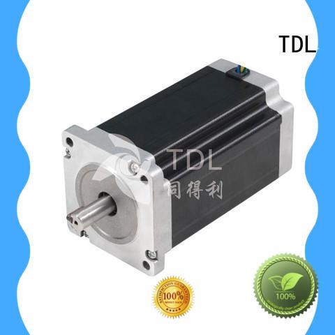 TDL 86 HB Large Direct Current  Stepping Motor—1.8°