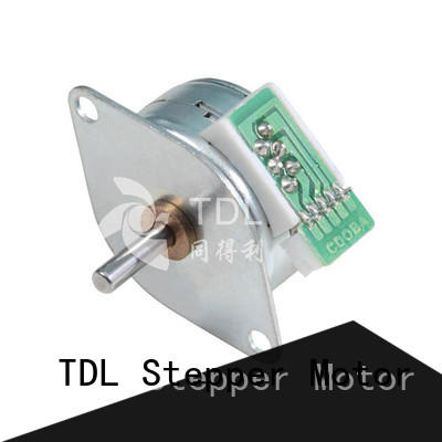 superior quality step motor from China for security equipment